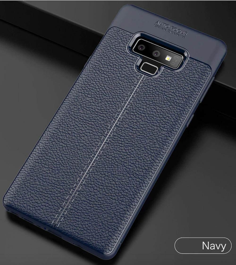 เก็บเงินปลายทางได้ 9.9 Sale !!! Note9 เคสลายหนัง case ซิลิโคนกันรอย กันกระแทก ของ Samsung Galaxy Samsung Galaxy Note 9 พร้อมส่งจากไทย ส่งฟรี Kerry มีเก็บเงินปลายทาง