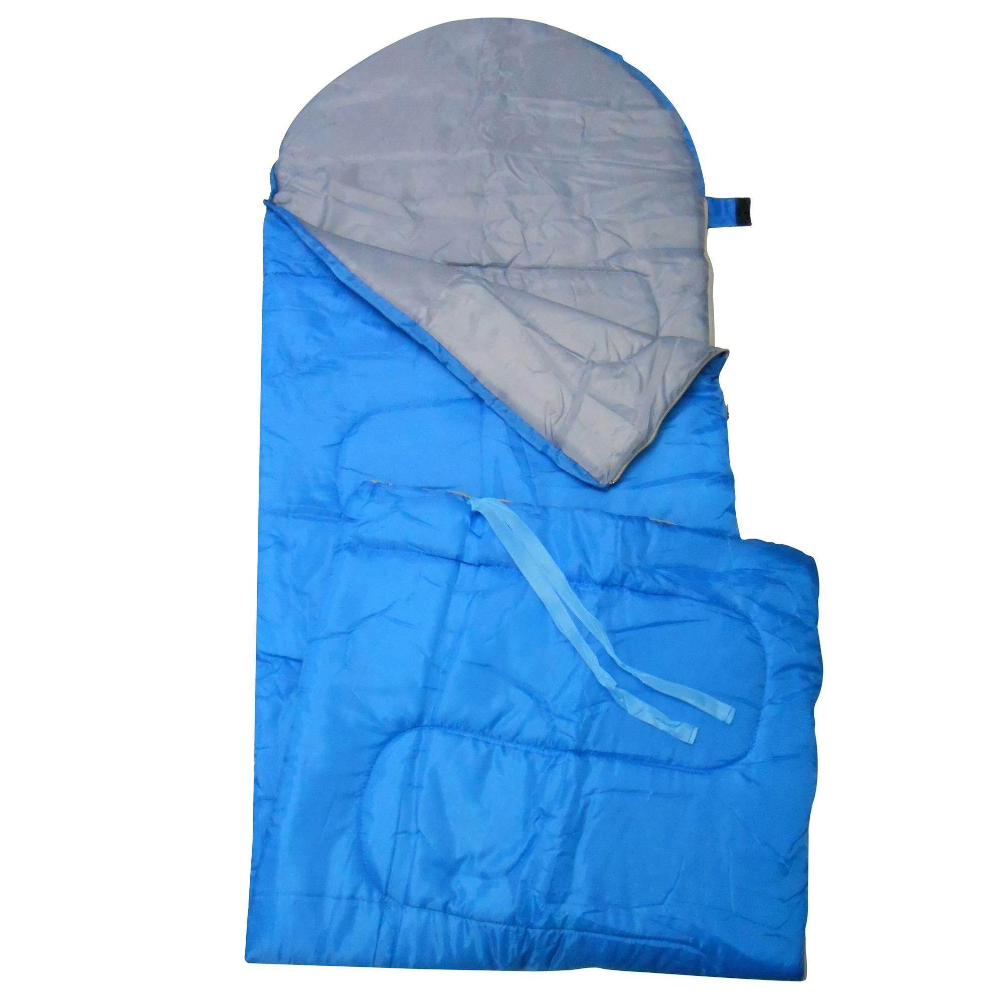 ราคา Travel Mart ถุงนอนใยนุ่ม 250 กรัม รุ่น Sun Wave สีฟ้า ใหม่ล่าสุด