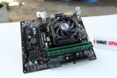 AMD ATHLON X4 860K turbo 4.1GHz + Gigabyte FM2A68M-DG3+ + RAM 8GB DDR3