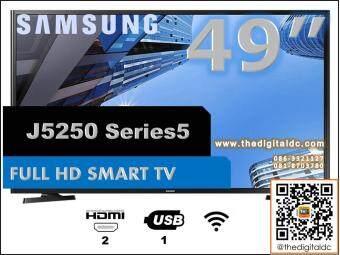 """SAMSUNG 49"""" Full HD Flat Smart TV 49J5250 Series 5 (2018)"""