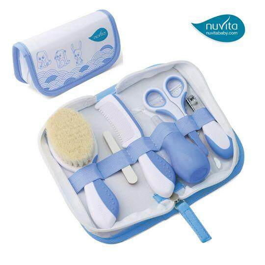 Nuvita Essential Baby Care Kit Blue By Baby Best Buy.