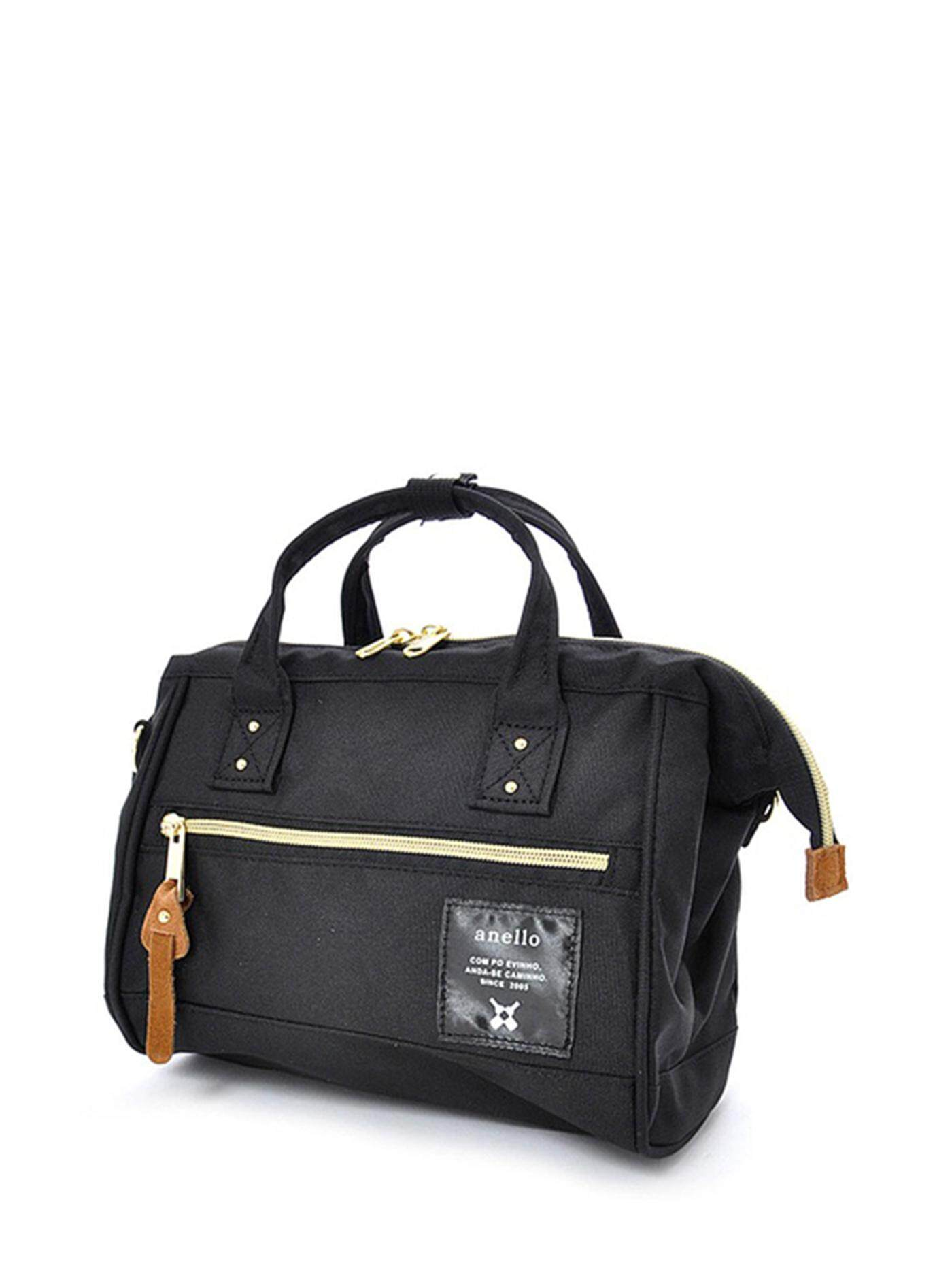 สิงห์บุรี ANELLO กระเป๋าสะพาย รุ่น AT-H0851 สีดำ