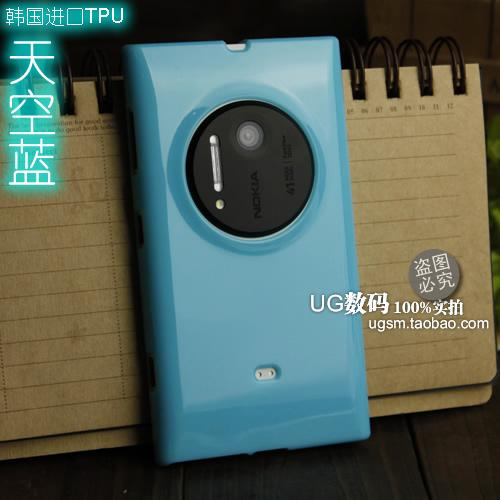 Nokia 1020 เคสมือถือ Nokia 1020 ซิลิโคนเคสนิ่ม Lumia1020 เคสป้องกัน 1020 เคสป้องกัน
