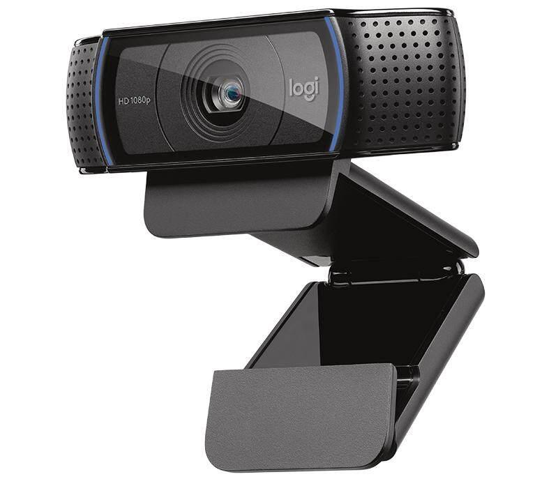 Logitech (r) Hd Pro Webcam C920 Ap By Lazada Retail Logitech.