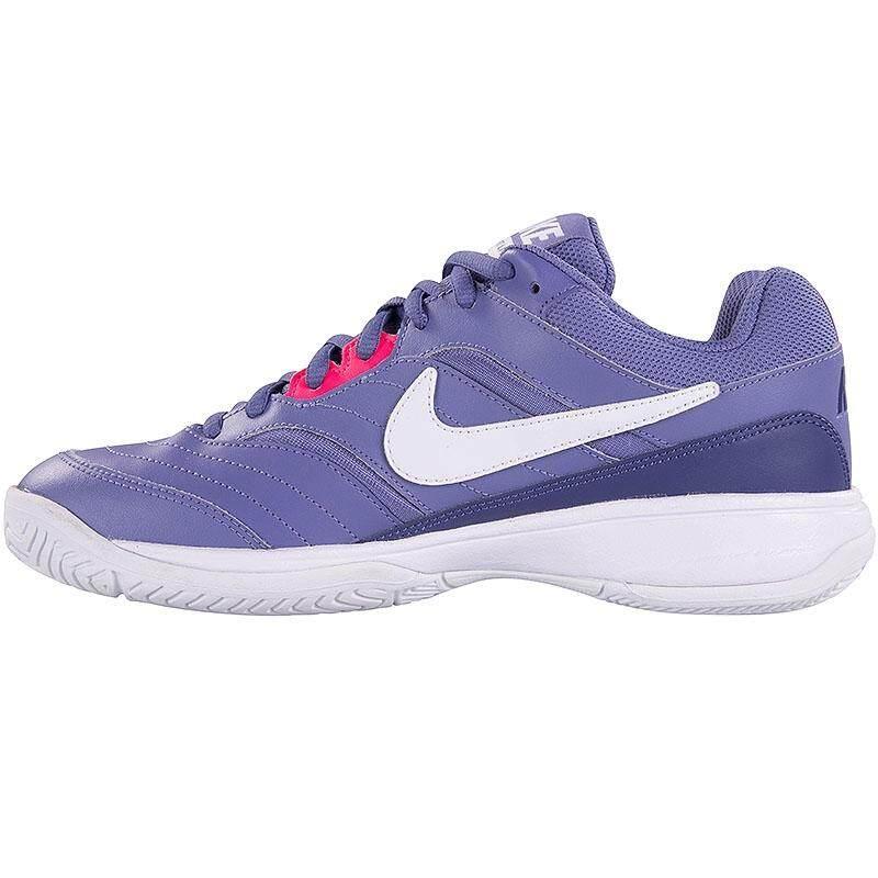 Nike รองเท้าผ้าใบ แฟชั่น ฟิตเนส ออกกำลังกาย ไนกี้ Court Japan Lavender รุ่นสีดอกลาเวนเดอร์ ++ลิขสิทธิ์แท้ 100% จาก NIKE พร้อมส่ง ส่งด่วน kerry++