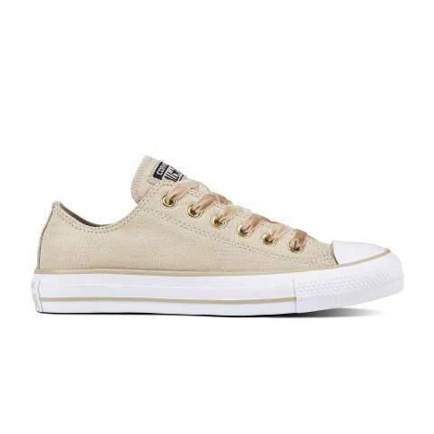 ยี่ห้อไหนดี  นครปฐม Converse รองเท้า แฟชั่น ผู้หญิง คอนเวิร์ส Women All Star OX 561704CKH (2390)