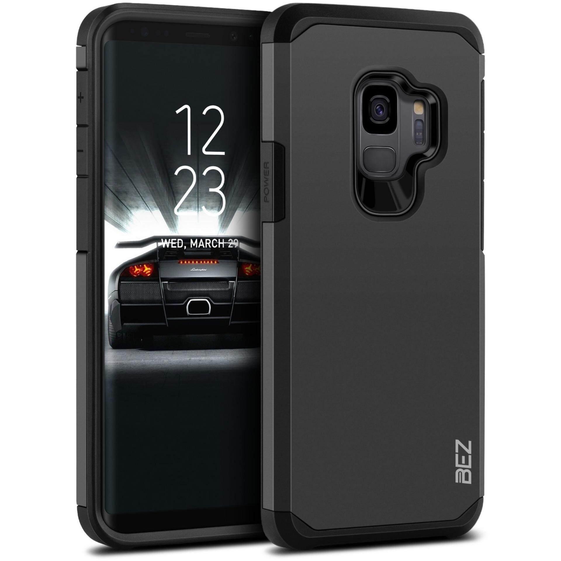 เคส Samsung Galaxy S9 เคสซัมซุง S9 case Samsung Galaxy S9 BEZ เคสมือถือ เคส ซัมซุง เคสฝาหลัง กันกระแทก  Shockproof Case Dual Layer Tough Cover for Samsung Galaxy S9  // H2-GS9