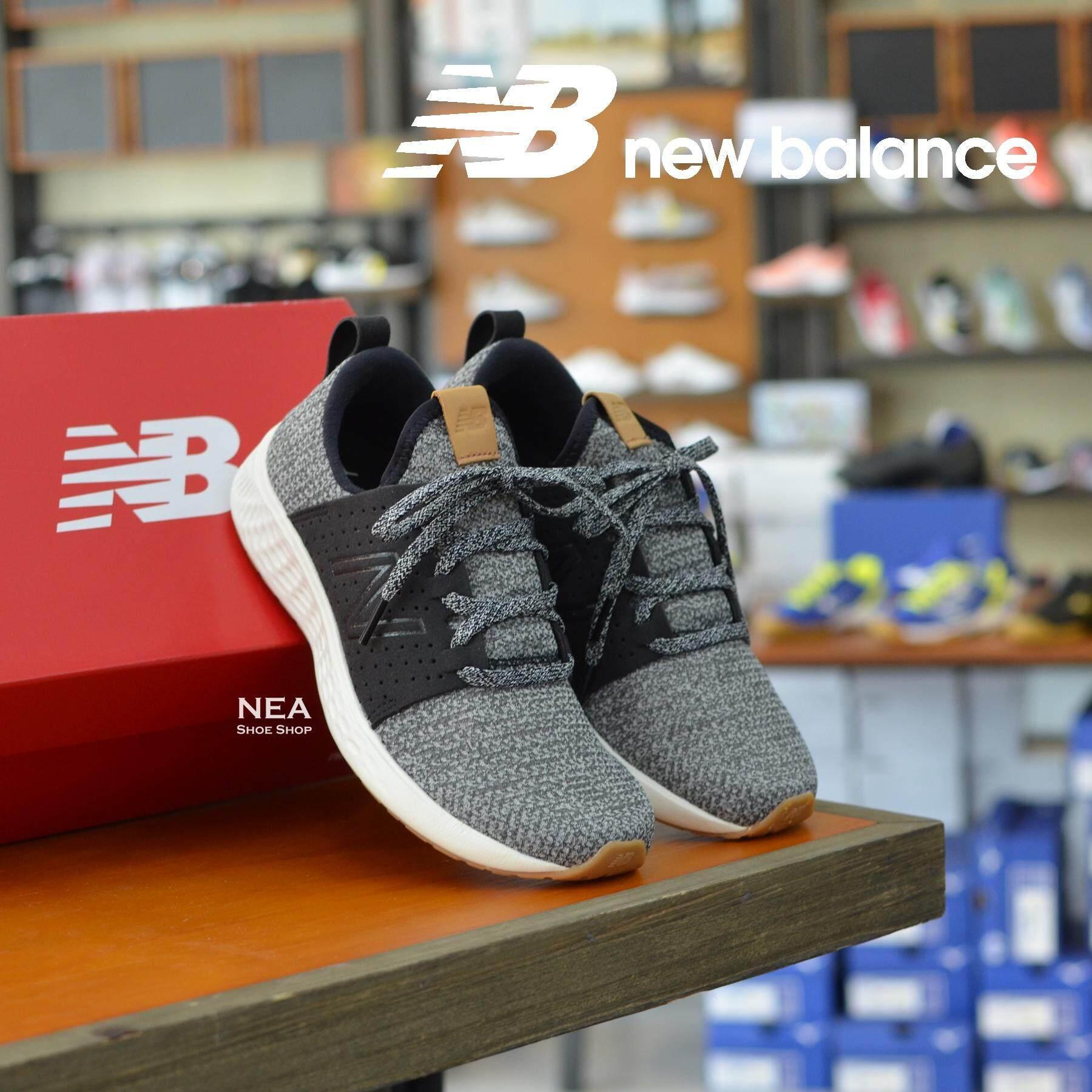 สอนใช้งาน  ชลบุรี [ลิขสิทธิ์แท้] New Balance FRESH FOAM CRUZ SPORT [W] รองเท้าผ้าใบ ผู้หญิง รองรับการวิ่ง [WSPTRA1  WSPTRB1 -- B]