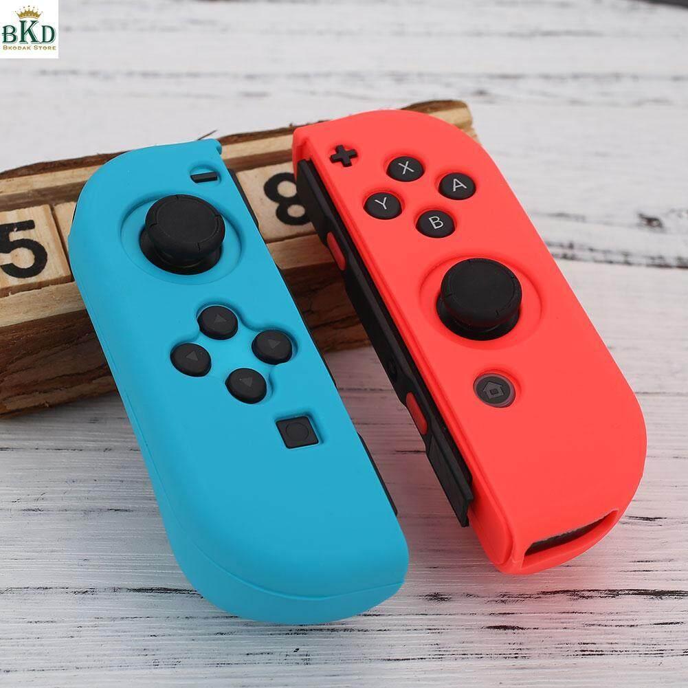 สำหรับ Nintendo Switch Joy - Con Controller Anti - Scratch ซิลิโคนเคสแบบนุ่ม Pro By Bokeda Store.