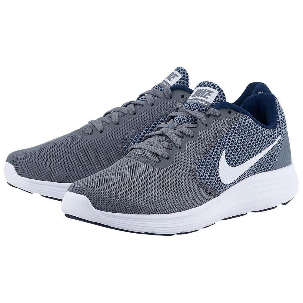 ขาย Nike โปรดเทียบไซด์รองเท้า ตามตาราง รองเท้าฟิตเนส รองเท้าลำลอง รองเท้าวิ่ง รองเท้าเที่ยว รองเท้าบาส รองเท้าวอลเล่ รุ่น Nike Revolution 3 Nike ถูก