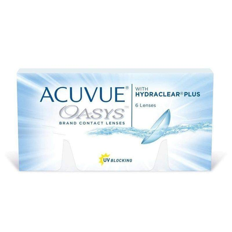 Acuvue Oasys 2 Week Basecurve 8.8 By Tammys Optic.