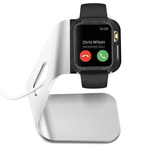 SPIGEN แท่นวาง Apple Watch Stand S330 - Silver