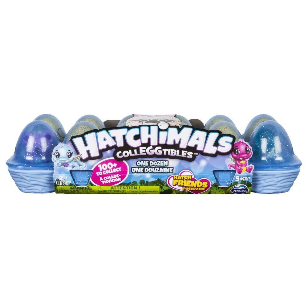 ของเล่นของสะสม Hatchimals Colleggtibles 12Pk Egg S3