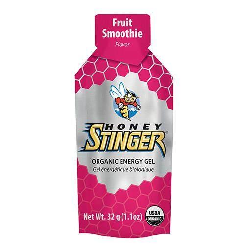 Honey Stinger Organic Gel เจล สำหรับนักกีฬา รสผลไม้รวม 32 มิลลิลิตร.
