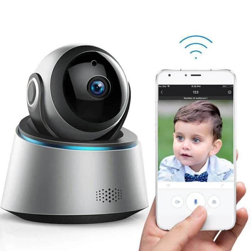 Saleup กล้องวงจรปิด ให้ภาพคมชัดละดับ Full Hd 1080p Wifi Ip Camera At-300 By Saleup Co . Ltd.