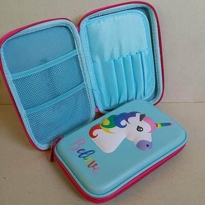 เก็บเงินปลายทางได้ ส่งฟรี Kerry!!! ขาย กล่องดินสอสมิกเกิ้ล EVA กระเป๋าดินสอ กล่องดินสอ smiggle hardtop pencil case 3d 3ดี Unicorn ยูนิคอร์น