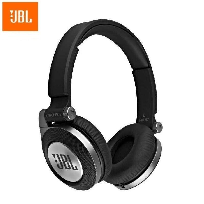 ราคา Jbl E40Bt Traveller On Ear Bluetooth Headphones Black ออนไลน์ ไทย