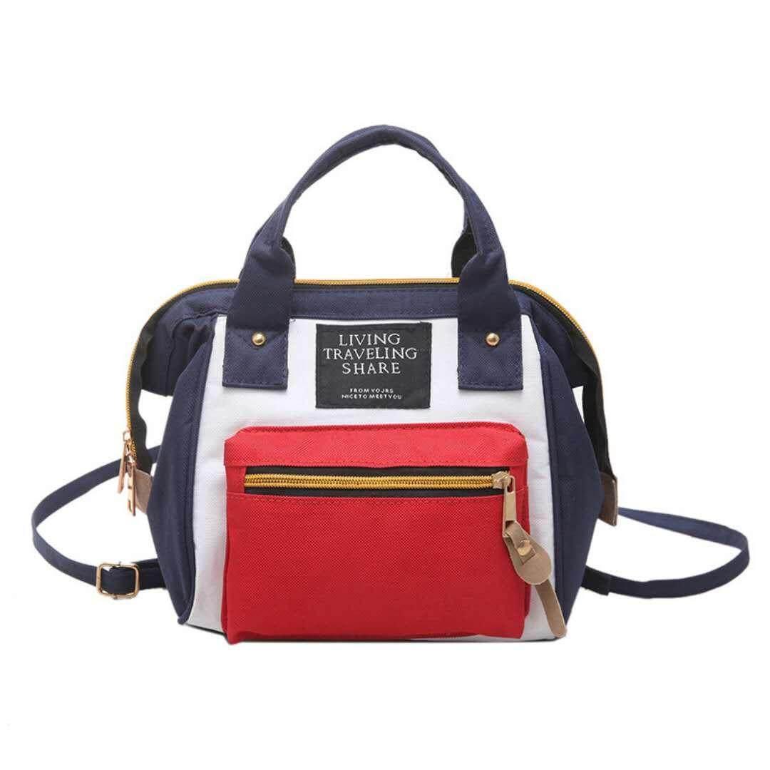 กระเป๋าเป้ นักเรียน ผู้หญิง วัยรุ่น นครพนม BAIFA SHOP Japan Women Bag กระเป๋าสะพายข้างสำหรับผู้หญิง LT01