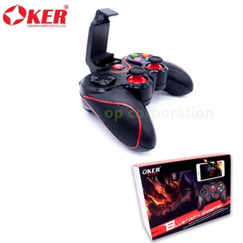 OKER จอยเกมส์ JoyStic Bluetooth Gamepad รุ่น BT-073