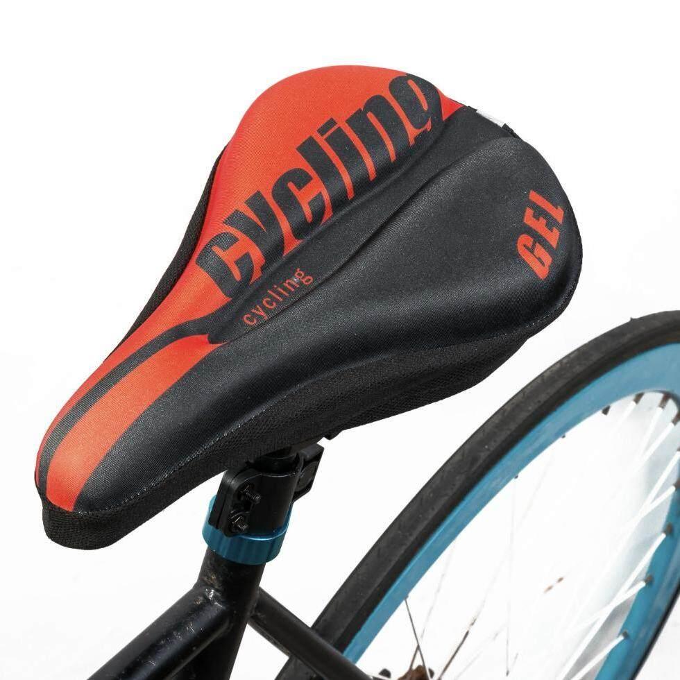 เบาะเจลหุ้มอานจักรยาน Cycling Gel.