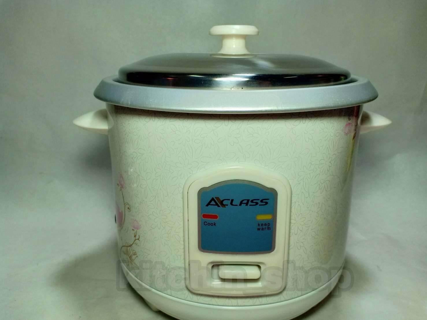 หม้อหุงข้าว Aclass รุ่นrc1004  ขนาด1.0l.