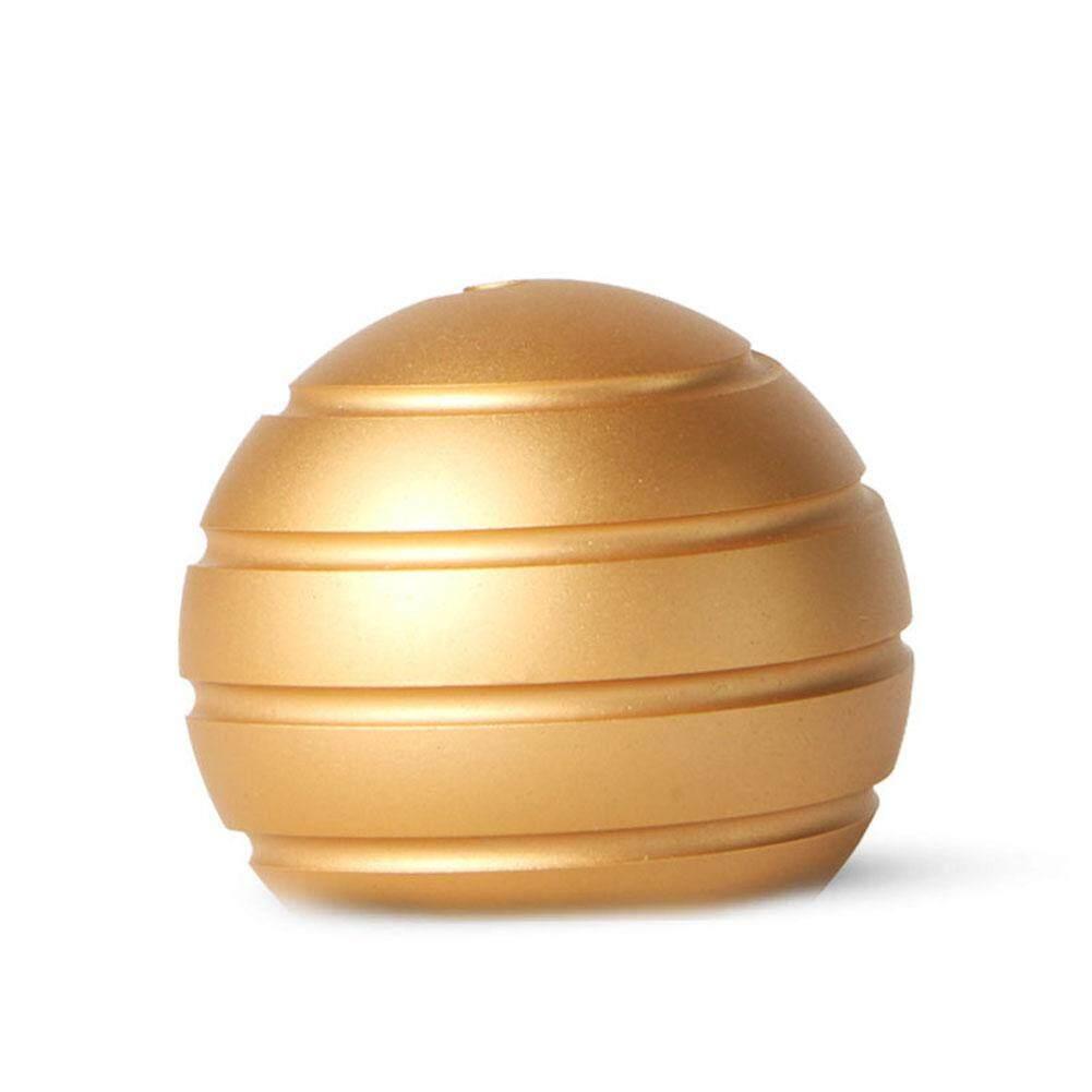 ที่ไม่ซ้ำกันโต๊ะของเล่นความเครียดบรรเทา Helix Spin ภาพบอลโลหะ By Dongxin Mall.