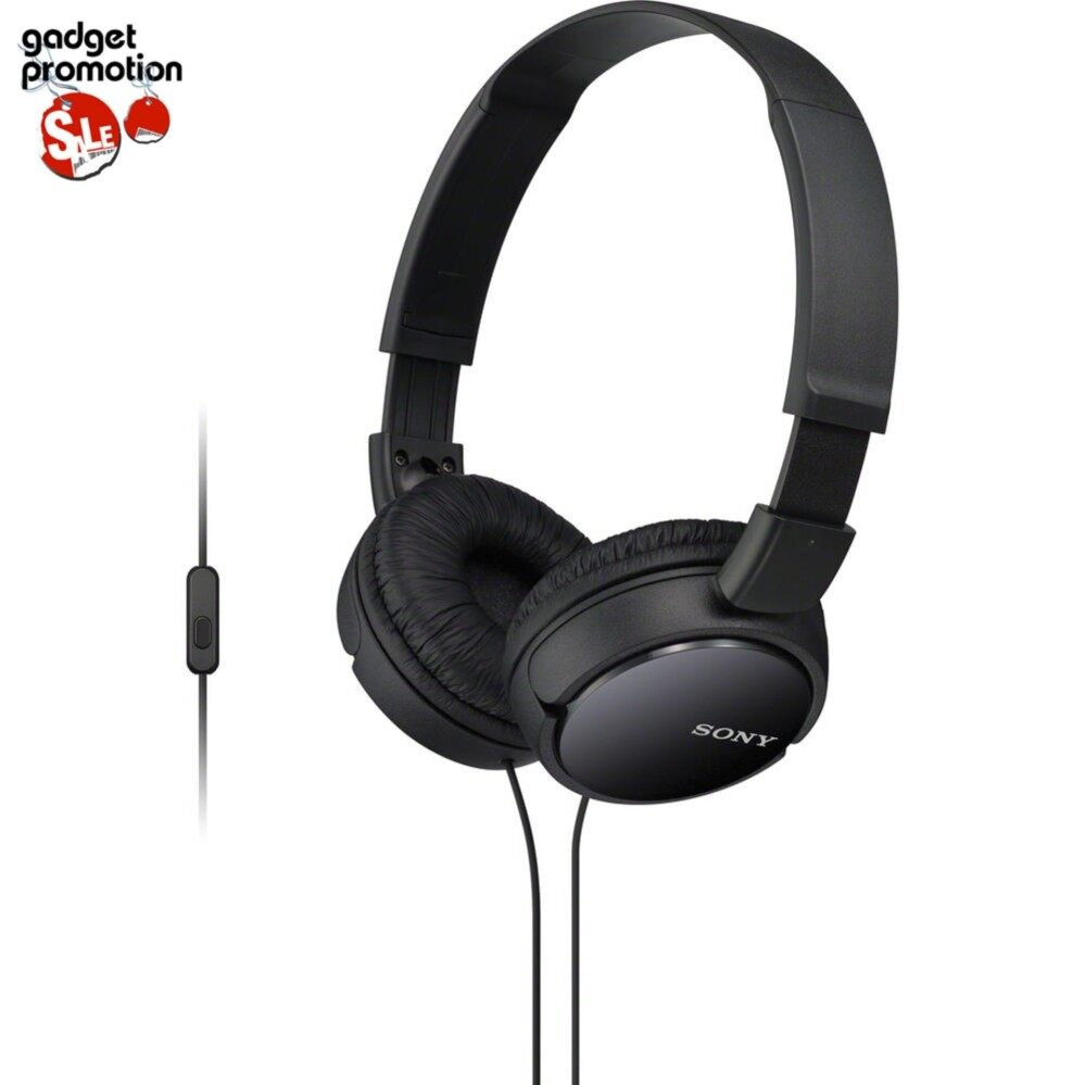 ขาย Sony Mdr Zx110Ap หูฟัง On Ear พร้อมไมค์รองรับทั้ง Ios เเละ Android ออนไลน์