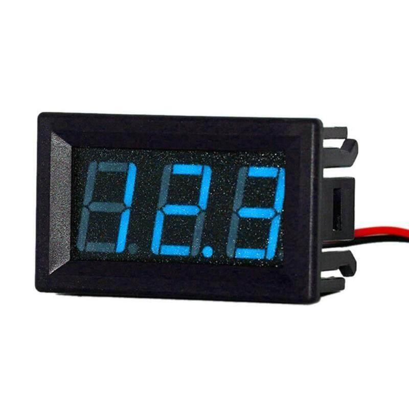 ++สินค้าคุณภาพ++ Dc 2.4v-30v 2-Wire Mini 0.36in Led Digital Display Panel Voltmeter By Messijay.