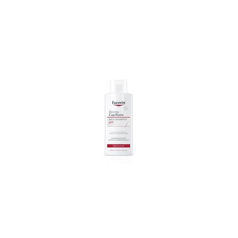 โปรโมชั่น Eucerin Dermo Capillaire Ph5 Mild Shampoo 250 Ml Eucerin ใหม่ล่าสุด