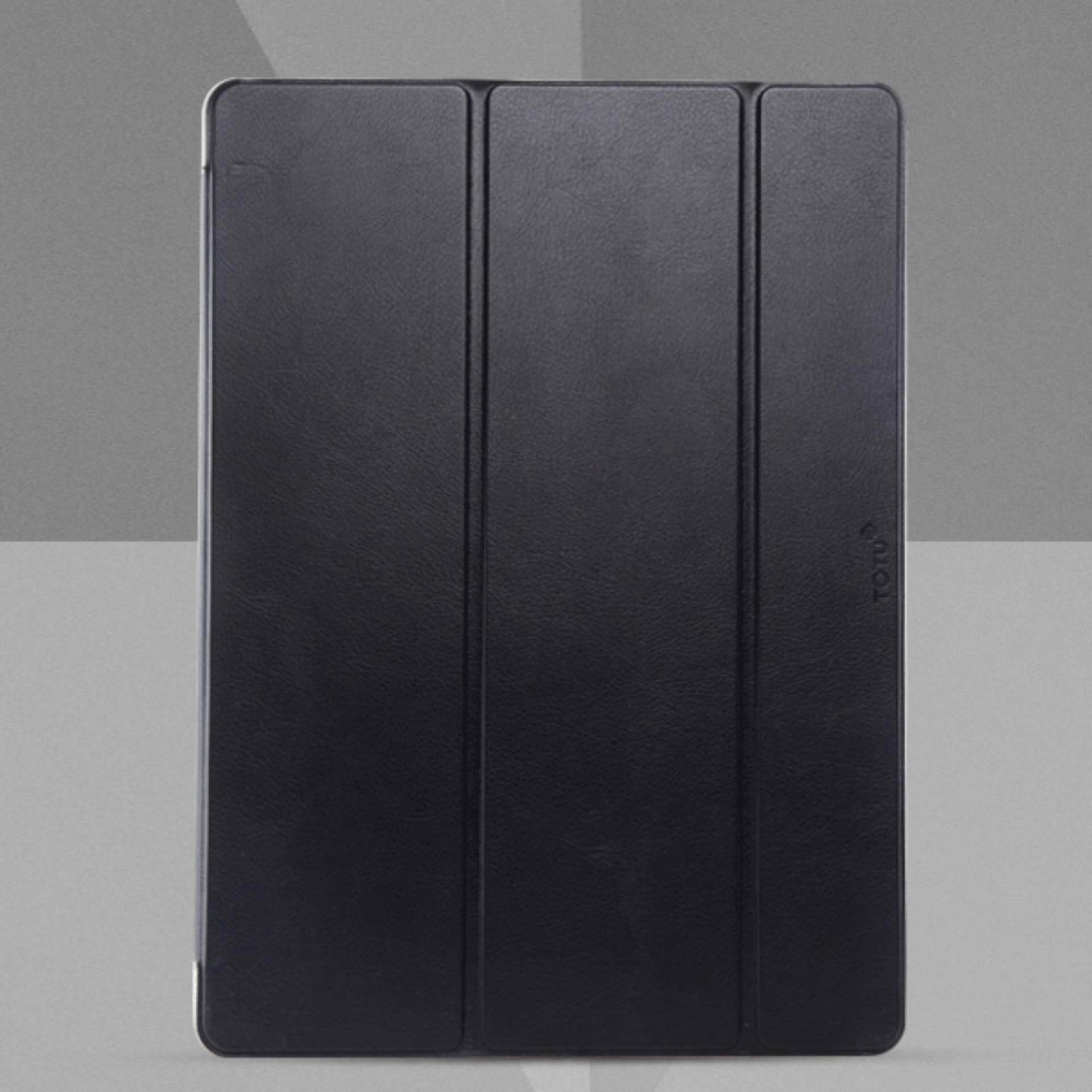TUTU Design Smart Thin Cover Case For Apple iPad Pro 12.9 inch (สีดำ)