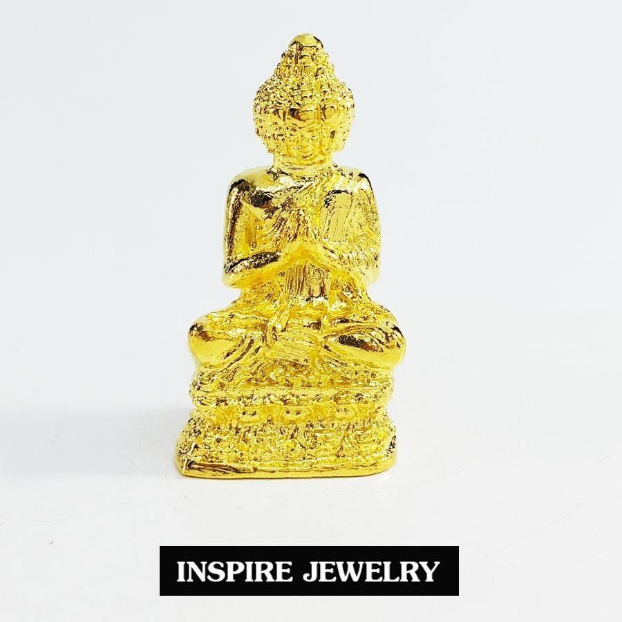 ส่วนลด แบรนด์ Inspire Jewelry วัตถุมหามงคลอย่างมาก พระเศรษฐีนวโกฎิ หล่อทองเหลือง ชุบทองแท้100 เทพแห่งความสำเร็จ ร่ำรวย โชคลาภ แก้ชง หล่อจากทองเหลือง ขนาด 1 5X3Cm Inspire Jewelry ใน กรุงเทพมหานคร