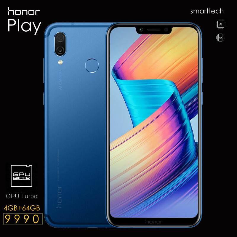 Honor Play 6.3 [4GB+64GB]  ประกันศูนย์ไทย 1 ปี