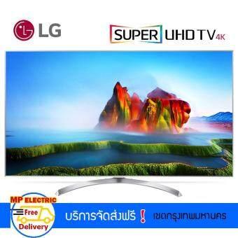 LG SUPER 4K UHD TV ขนาด 65 นิ้ว new Nano Cell technology รุ่น 65SJ850T  Clearance (ตัวโชว์) สภาพจอปกติ สินค้าโชว์หน้าร้าน
