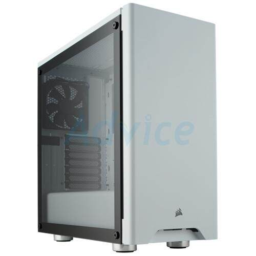 Atx Case (np) Corsair 275r Tg White (cc-9011133-Ww) By Cpu2day.