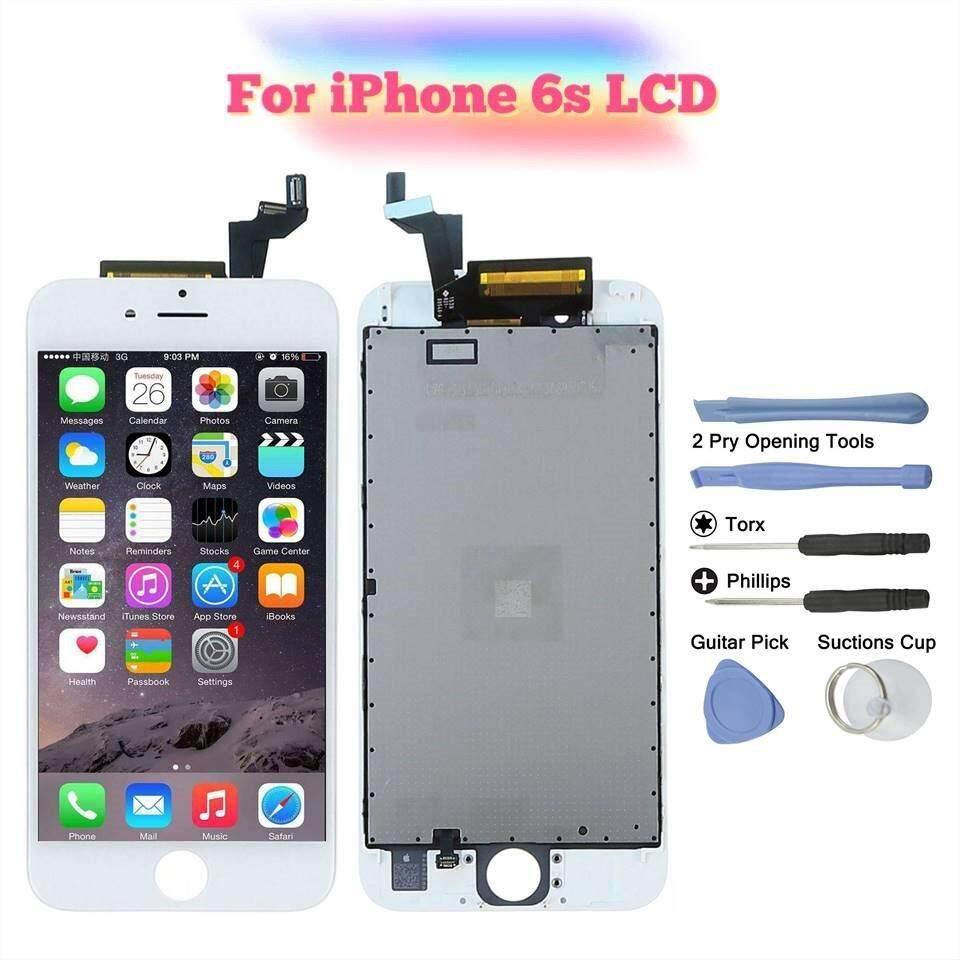 Apple จอiPhone 6s / หน้าจอพร้อมทัสกรีน iPhone 6s LCD + ชุดอุปกรณ์เปลี่ยนจอ