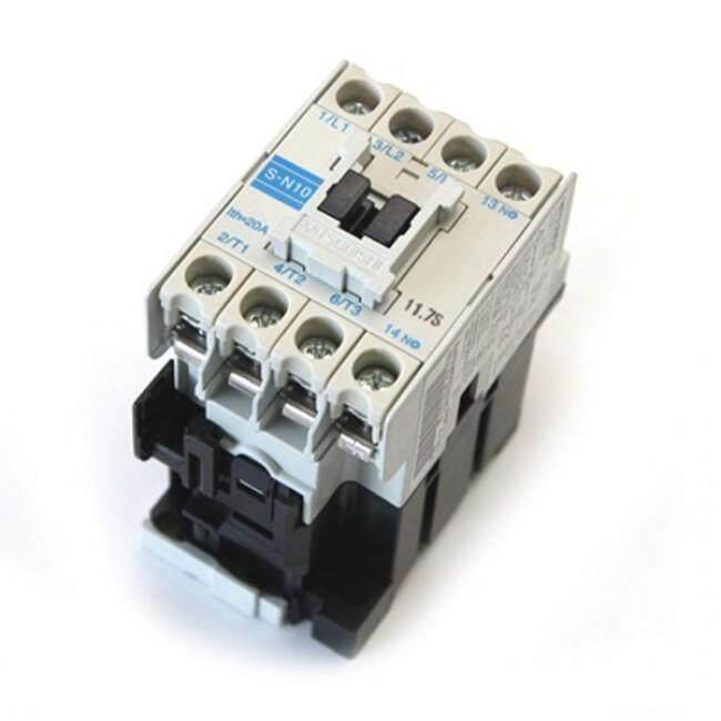 Viva แมกเนติก คอนแทกเตอร์ Sn-10 Magnetic Contactor  220v 50-60hz.