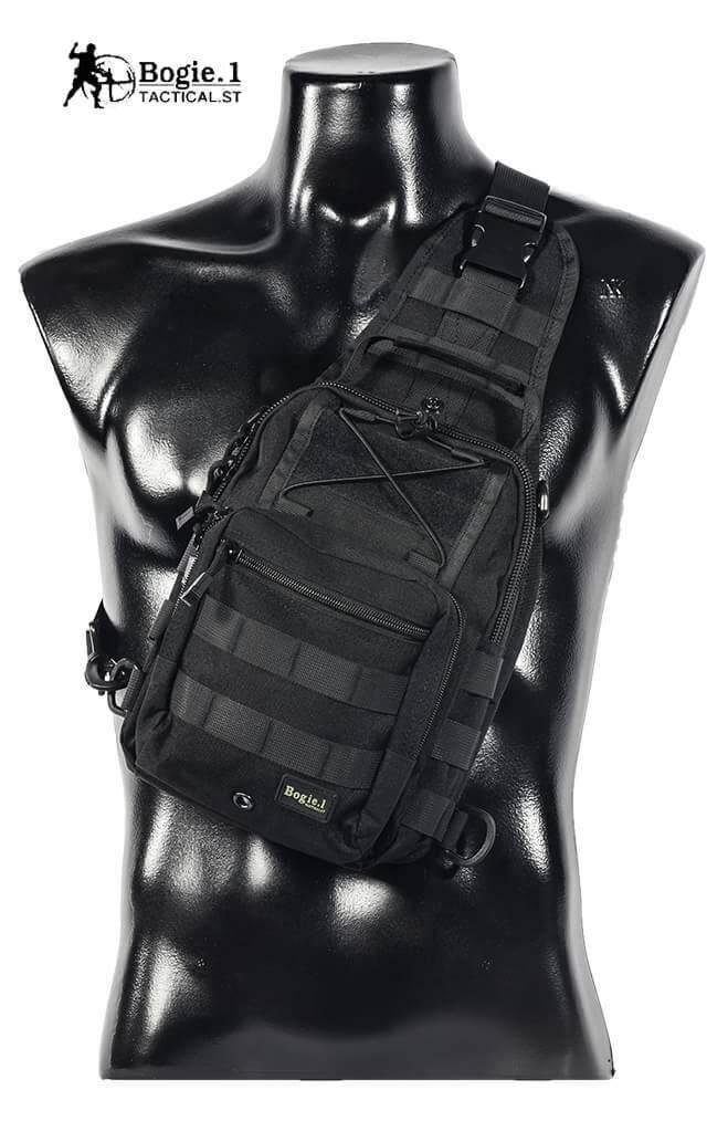 กระเป๋าสะพายหน้า Tactical ยี่ห้อ Bogie 1.