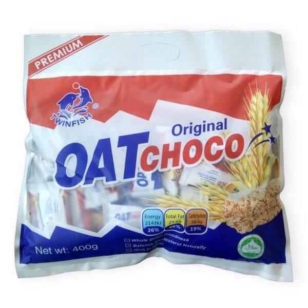 Oat Choco โอ๊ตช็อคโก้ รสนม อร่อยมาก .