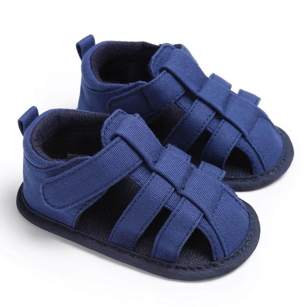 รองเท้าเด็กรองเท้ารองเท้า Soft Sole Prewalker สำหรับ 0-1 ปีเด็กวัยหัดเดิน.