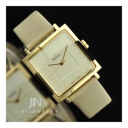 ซื้อ Julius นาฬิกาข้อมือผู้หญิง รุ่น Ja 354 Gold กรุงเทพมหานคร