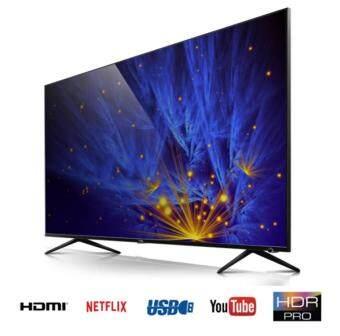 TCL 4K UHD TV 65 นิ้ว รุ่น LED65P6US