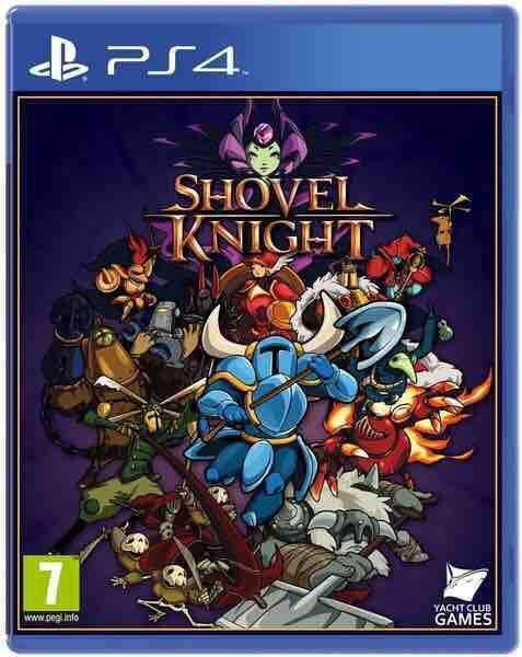 PS4 : Shovel Knight