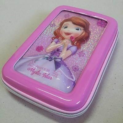 ลดสุดๆ ส่งฟรี kerry!!! ขาย กล่องดินสอสมิกเกิ้ล EVA กระเป๋าดินสอ กล่องดินสอ ทรง smiggle hardtop pencil case 3d 3ดี Princess เจ้าหญิงโซเฟีย Sophia