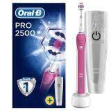 พะเยา แปรงสีฟันไฟฟ้า Oral B รุ่น Pro 2 2500N CrossAction Electric Toothbrush Rechargeable Powered By Braun