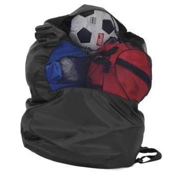 ecddf41c43d3 การส่งเสริม Portable Basketball Football Volleyball Soccer Ball Bag ...