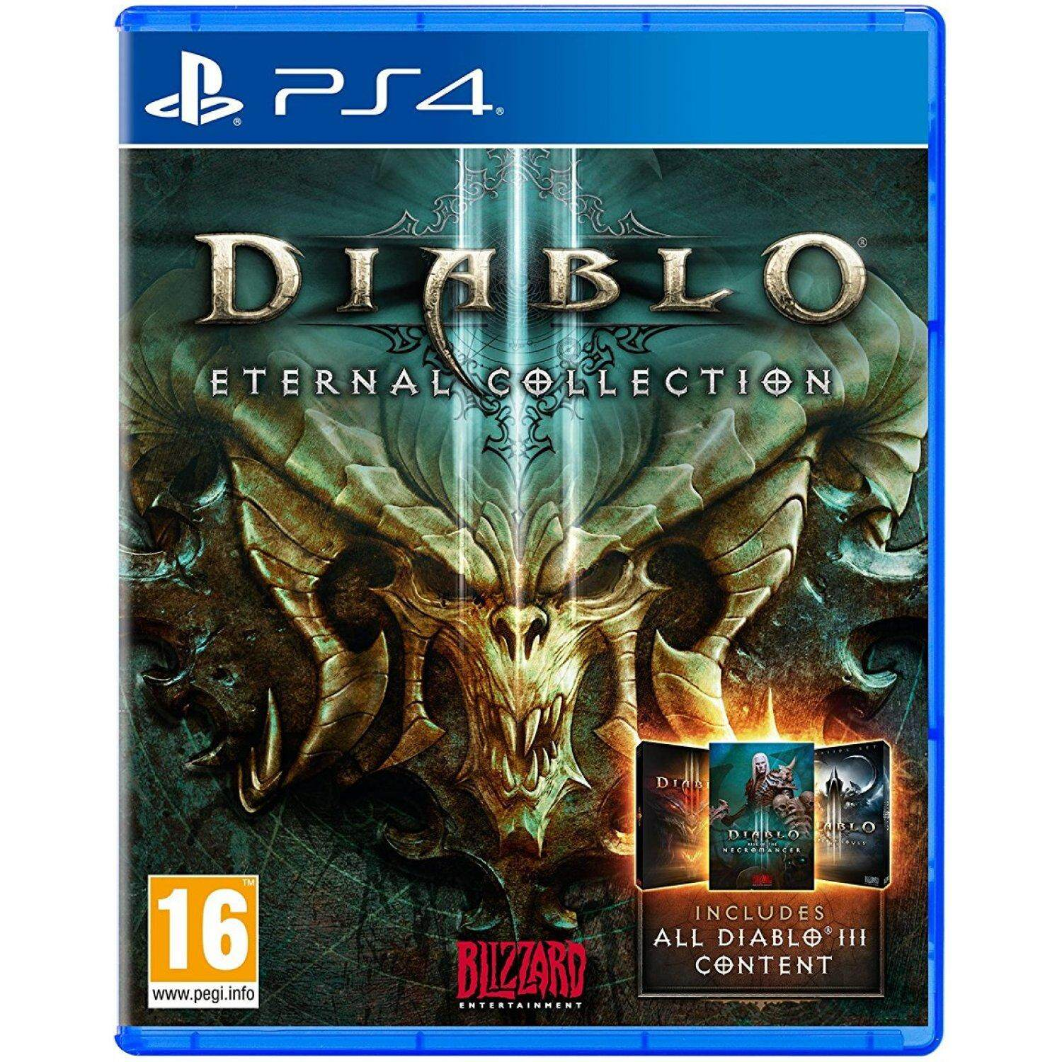 ps4 diablo 3 eternal collection ( english zone 2 )