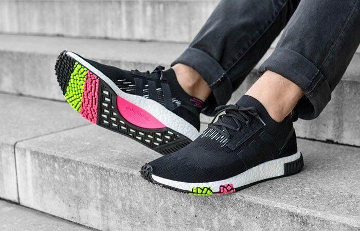 สอนใช้งาน  นครราชสีมา Adidas CQ2441 ORIGINALS NMD_RACER PRIMEKNIT SHOES
