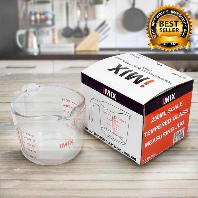 ซื้อ I Mix แก้วตวงชา และ กาแฟ 8 ออนซ์ มีสเกลวัด ออนไลน์ กรุงเทพมหานคร