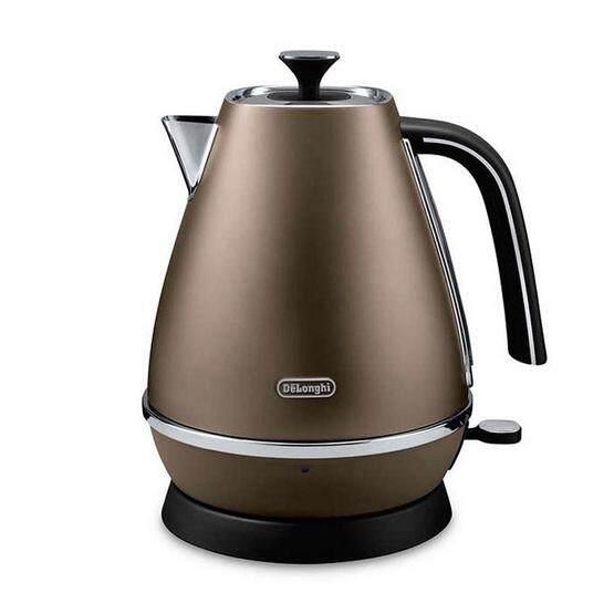 DeLonghi กาน้ำร้อนไฟฟ้า 1.7 ลิตร รุ่น KBI2001 electric kettle กาต้มน้ำ กาต้มน้ำไฟฟ้า