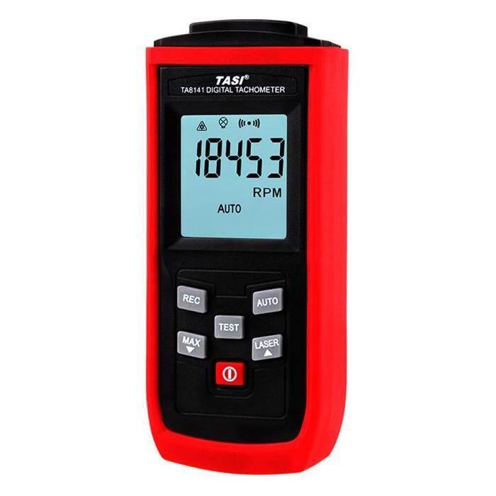ซื้อ เครื่องมือวัด เครื่องวัดความเร็วรอบ ยี่ห้อ Tasi รุ่น Ta8141 ถูก Thailand
